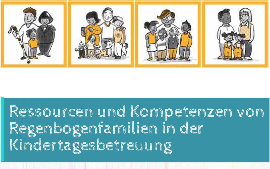 Empowerment für Regenbogenfamilien — Broschüre erschienen