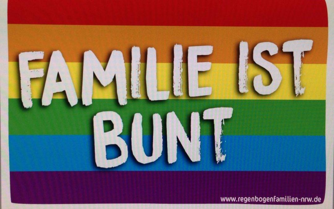 Fachaustausch der Bundesinteressengemeinschaft Regenbogenfamilie (BIG RBFF)