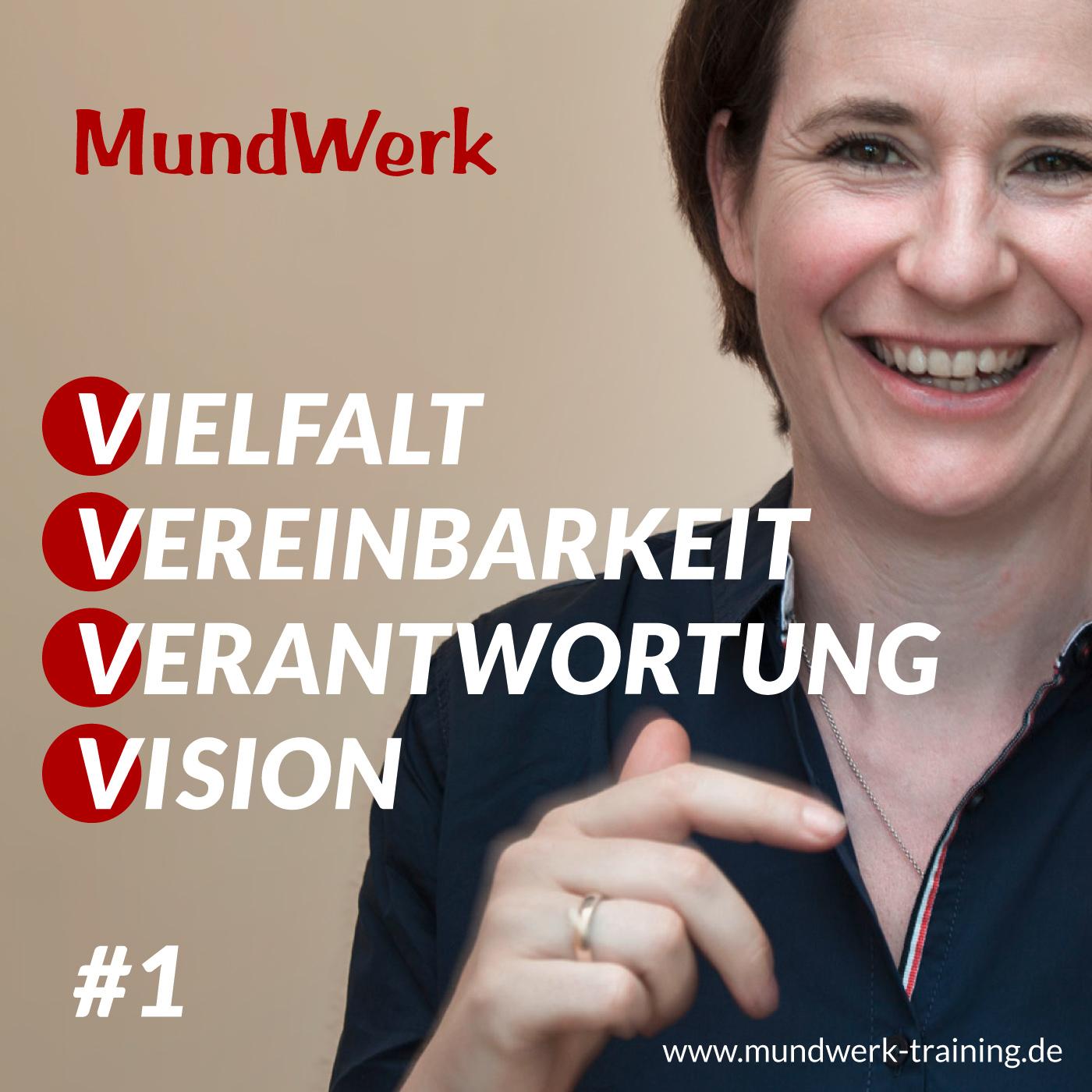 Vielfalt Vereinbarkeit Verantwortung Vision - Der Podcast mit der anderen Perspektive