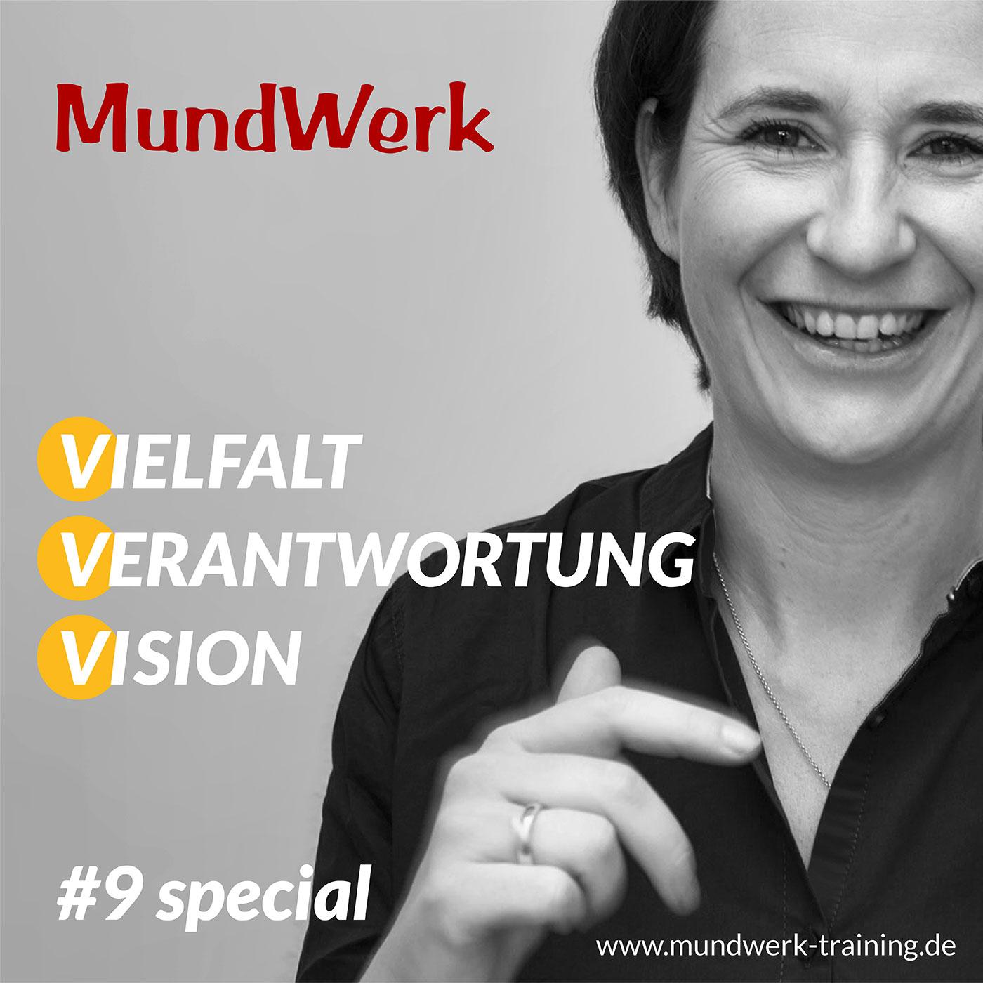 FAQ Vielfalt und Inklusion - Podcast Vielfalt Vereinbarkeit Verantwortung Vision - Der Podcast mit der anderen Perspektive