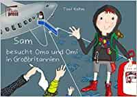 Sam besucht Oma und Omi in Großbritannien